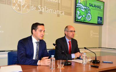 Diputación y Universidad de Salamanca unen fuerzas para mostrar lo mejor del sector primario en Salamaq