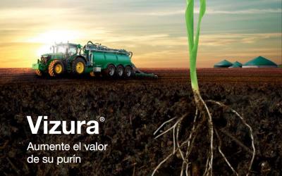 Vizura (BASF): Nuevo estabilizador de Nitrógeno más eficiente para purines